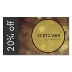 Elegant Gift or Discount Card Business Cards. I love this design! It is available for customization or ready to buy as is. All you need is to add your business info to this template then place the order. It will ship within 24 hours. Just click the image to make your own!