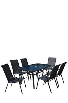 "This simple and functional patio set will add a touch of charm to a veranda or patio setting.<div class=""pdpDescContent""><ul><li> Metal</li><li> Assembly required</li></ul></div><div class=""pdpDescContent""><BR /><b class=""pdpDesc"">Dimensions:</b><BR />L55.5xW75xH95.5 cm<BR /><BR /><div><span class=""pdpDescCollapsible expand"" title=""Expand Cleaning and Care"">Cleaning and Care</span><div class=""pdpDescContent"" style=""display:none"