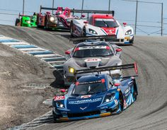TUDOR United SportsCar Championship at Mazda Raceway Laguna Seca 2014