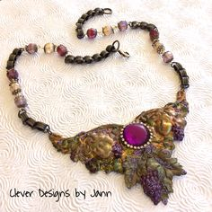 Wow its November already and I haven't done a Blog in sometime .. I have been busy designing some new jewelry pieces and I'm gearing up for a new Challenge starting in January thru March 2016 .. Wh...