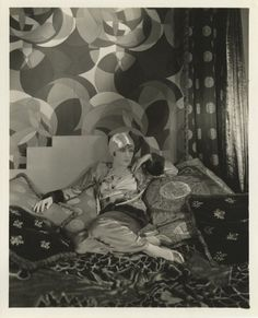 Evelyn Brent by Otto Dyar