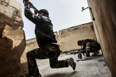 World Press Photo - fabio bucciarelli - battle to death, aleppo, syria