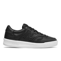 new arrivals 38f29 75d65 300 Leather Womens Court Classics Shoes - BlackWhite (WRT300SA). New  Balance · Products · Nike Mens Son of Force Athletic ...
