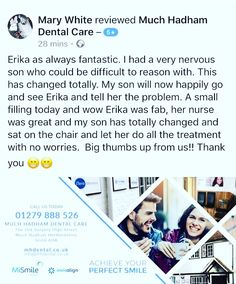 Always lovely to hear our patients are happy. Invisible Braces, Teeth Straightening, Root Canal Treatment, Simply Life, Perfect Smile, Dental Services, Oral Hygiene, Dental Care, Whitening