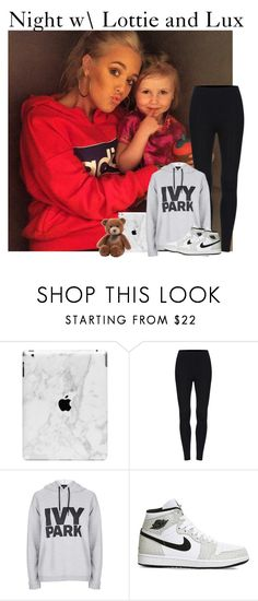 """Night with Lottie and Lux"" by music-lover1d ❤ liked on Polyvore featuring Topshop, NIKE, Gund, OneDirection, 1d, onedirectionoutfits and LottieTomlinson"