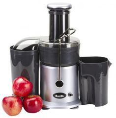 Breville JE900 Juice Fountain Professional Juice Extractor – Fat Sick and Almost Dead