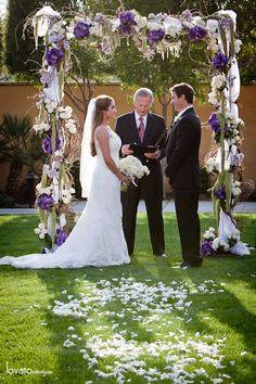Ana + Ryan. | Miramonte Resort | Palm Springs Destination Wedding | Lovato Images