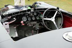 Aston Martin DB3S Sports 1952