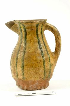 Jug, late 12th-mid 13th century | Museum of London