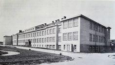 Nitra - Provincial Public Hospital (New Psychiatric Pavilion) Source: Ceskoslovenska nemocnice Hospitals, Pavilion, Louvre, Public, Building, Travel, Viajes, Buildings, Destinations
