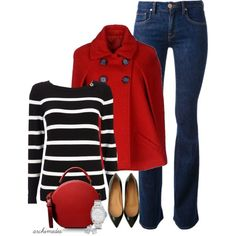 """""""Just a Red Cape"""" by archimedes16 on Polyvore"""
