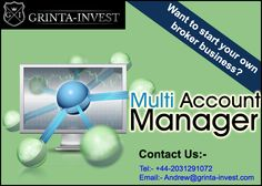#Multi Account #manager #Email:- Andrew@grinta-invest.com http://www.grinta-invest.com/