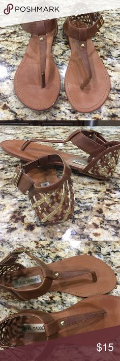 Steve Madden sandals ❤️ Very pretty❤️cute style Steve Madden Shoes Sandals