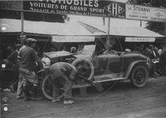 LE MANS 1925 - Corre la Licorne W15  #42 -  Waldemar Lestienne - Robert Lestienne