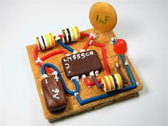 electric circuit snack!
