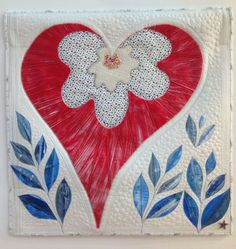 Norwegian quilt challenge, 2013 Festival of Quilts, posted at Quilters Haven