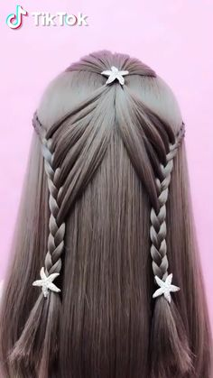 "TikTok: schau dir lustige kurze Videos an TikTok: schau dir lustige kurze Videos an Hair Style Previous Post Next Post"", ""pinner"": {""username"": ""first_name"": ""Heidi"", ""domain_url"": null, ""is_default_image"": true, ""image_medium_url"":. Unique Hairstyles, Pretty Hairstyles, Girl Hairstyles, Braided Hairstyles, Pinterest Hair, Hair Videos, Hair Hacks, Hairstyle Hacks, Style Hairstyle"