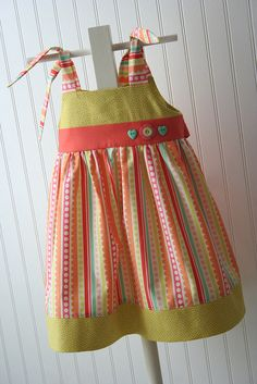 pastel dress by iveyc95, via Flickr
