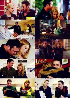 Severide and Shay | ... Fire Weekly Challenge - #3 Friendship : Kelly Severide and Leslie Shay