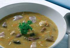 Vánoční rybí polévky - República Checa Cheeseburger Chowder, Soup, The World, Soups