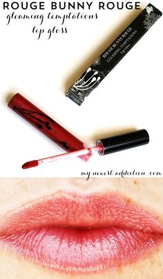 rouge bunny rouge lip gloss