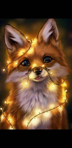 Fox wallpaper by oh_yeah_mrkrabs - aa - Free on ZEDGE™ Cute Disney Wallpaper, Cute Cartoon Wallpapers, Cute Wallpaper Backgrounds, Animal Wallpaper, Cute Animal Drawings, Cute Animal Pictures, Cute Drawings, Cute Fox Drawing, Baby Animals Super Cute
