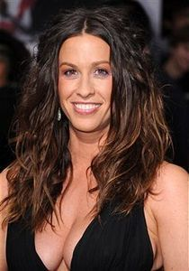 Alanis Morissette A recently converted vegan, Alanis credits her newfound eating regimen to losing 20 pounds.