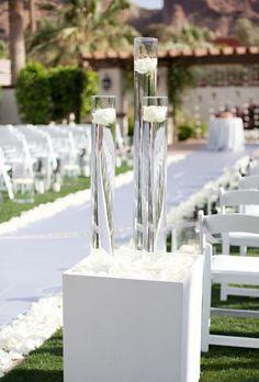 Wedding ceremony idea; Featured Photographer: Stephanie Fay Photography
