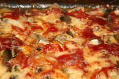 TOMATTISET UUNISILAKAT - Resepti   Kotikokki.net Hawaiian Pizza, Paella, Lasagna, Ethnic Recipes, Food, Essen, Meals, Yemek, Lasagne