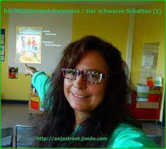 #MünsterlandDetektive #Kinderkrimi #Pferde #Riesenbeck #Abenteuer #Rheine #Hörstel #Kinderbuch #Münster #Münsterland #Detektivausweis #Lesezeichen #Lesung #Detektivpruefung #Neuersch #DerschwarzeSchatten
