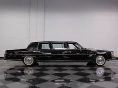 1982 Cadillac Fleetwood 75 Limousine Maintenance/restoration of old/vintage vehicles: the material for new cogs/casters/gears/pads could be cast polyamide which I (Cast polyamide) can produce. My contact: tatjana.alic@windowslive.com