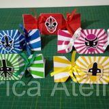 Kit 43 Power Rangers Samurai no Elo7 | Drica Ateliê - Lembranças e brindes personalizados (BDB59D) Samurai Power Rangers, Power Rangers Ninja, Gift Wrapping, Gifts, Personalized Party Favors, Box, Pup, City, Paper