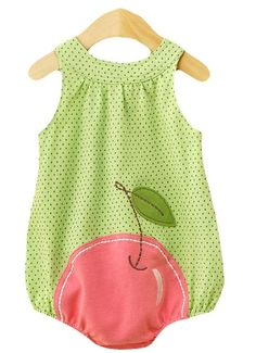 First Boutique® Baby Girls' Cherry Sun Dress, « Dress Adds Everyday
