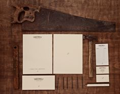 Timberwolf Carpentry Identity