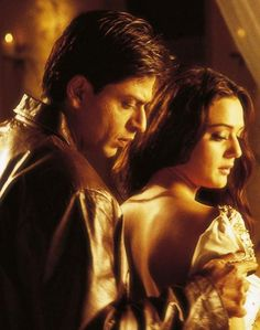 Shahrukh Khan and Preity Zinta - Veer-Zaara Bollywood Stars, Bollywood Couples, Bollywood Girls, Bollywood Actress, Shah Rukh Khan Movies, Shahrukh Khan, Srk Movies, Udit Narayan, Movie Dialogues