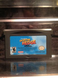 Over the Hedge for Nintendo Game Boy Advance, DS & DS Lite