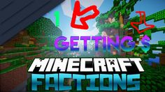 Minecraft XboxOne| Neon Factions Lets Play #1
