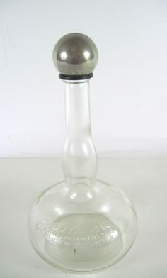 Cabootle - Mohawk Whiskey Decanter circa 1932-1964, $85.00 (http://www.cabootle.com/products/collectibles/other-collectibles/mohawk-whiskey-decanter-circa-1932-1964/)