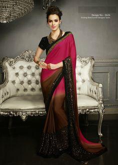Dazzle Art #saree #designersaree #sarees #fashion