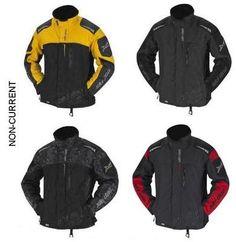 Ski Doo Mens x Team Winter Jacket New Yellow Black Red Black w Graphics 440550 Ecklund Motorsports $149.99