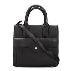 Sale 11% (38.95$) - PU Leather Casual Women Portable Shoulder Bag Crossbody Bag