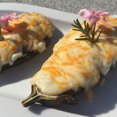 Berenjenas Rellenas de Wagyu - Wagyu Stuffed Eggplants