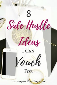 Want to earn some extra money? Here are 8 side hustles I have tried and can recommend!