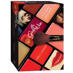 Girls Gone Wise by Mary Kassian. All three Girls Gone Wise resources (book, Companion Guide, DVD) come packaged together in a sturdy, attractive storage sleeve that you can keep on your shelf. It's a great way to store and protect the resources; and an even better way to save some bucks!