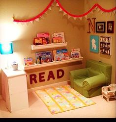 I would love Noah's room to be like this!