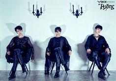 VIXX Ken, Leo, Hyuk