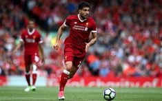 Download wallpapers Emre Can, 4k, Liverpool, footballers, match, Premier League
