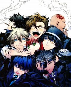 Tags: Anime, Sarachi Yomi, HuneX, La storia della Arcana Famiglia, Jolly (Arcana Famiglia), Liberta, Luca (Arcana Famiglia)