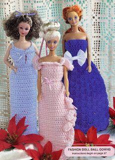 Crochet En Acción: Muñecos del ayer