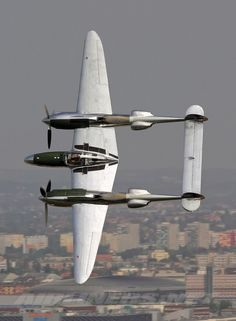 P-38 Lightning .@Jorge Cavalcante (JORGENCA)
